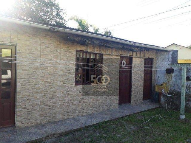 Casa com 4 dormitórios à venda, 147 m² por R$ 851.000,00 - Barra do Aririú - Palhoça/SC - Foto 4