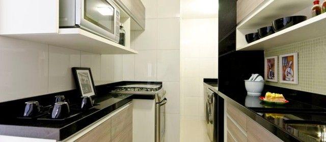 OZK- Imóvel para venda com sala para 2 ambientes- 2 quartos amplos - Foto 3