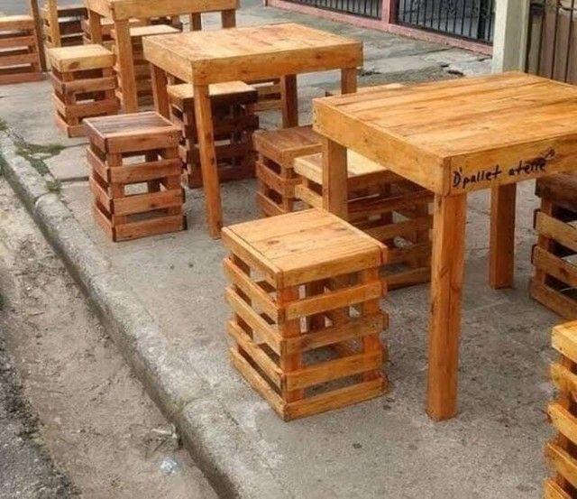 Conjunto de mesa e banqueta.  Leia o anúncio - Foto 6