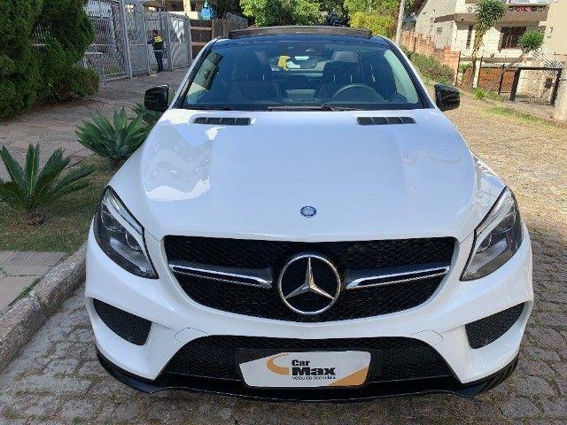 "Mercedes GLE 400 night coupe - 9G-Tronic, 3.0, V6  ""ipva 2021 pago"" - Foto 2"