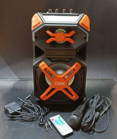Caixa De Som 1 ano garantia OEX - Foto 2