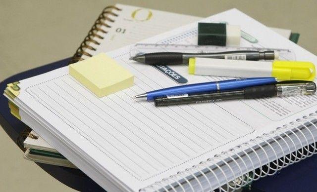 Apostilas, tarefas e conteúdos impressos sem sair de casa