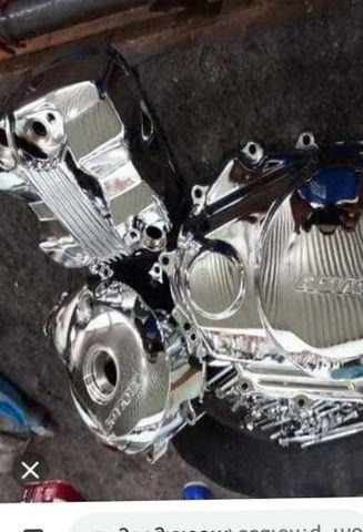 Moto pintura metalizada  - Foto 6