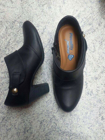 Sapato confortavel