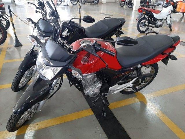 Moto Honda Start 160 Entrada: 1.335 Financiada!!! - Foto 3