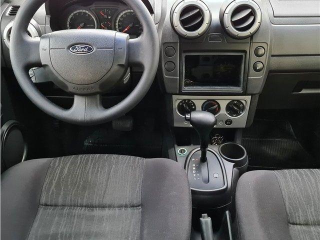 Ford Ecosport 2008 2.0 xlt 16v gasolina 4p automático - Foto 10