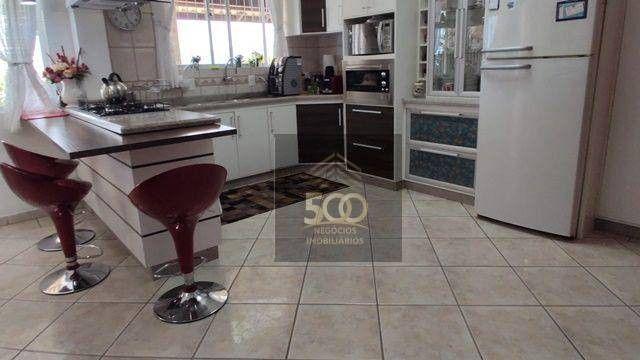 Casa 4 dormitórios, piscina e sala comercial anexa à venda em Coqueiros - Florianópolis/SC - Foto 8
