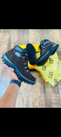 Vendo bota caterpillar lançamento ( 165 com entrega) - Foto 2