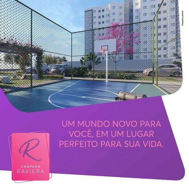 Mrv Chapada Raviera Apartamento 2 quartos Coxipó  - Foto 7