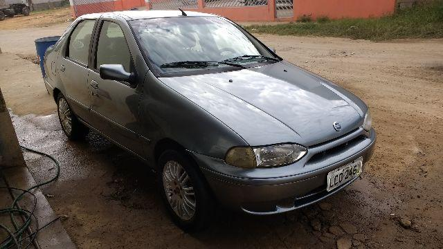 Fiat Siena e 1.6 16V super revisado AC Trc por Hatch
