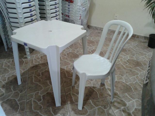 Aluguel de mesas e cadeiras à partir de R$10 - Foto 4