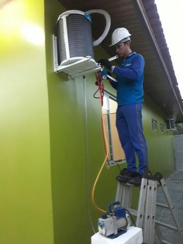 Atenção: LIMPEZA/Instalação DE CENTRAIS E AR CONDICIONADO COM GARANTIA. CONFIRA!