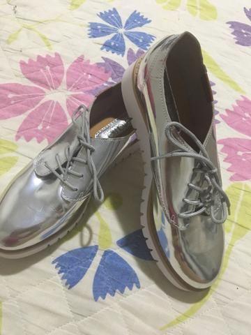 Sapato beira rio Estiloso.