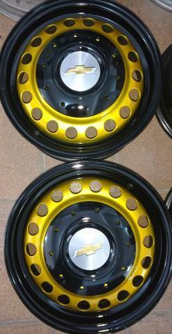 Rodas de ferro personalizadas