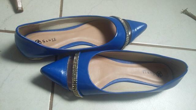 Vendo sapatilha da marca santê n36 to vendendo por $40,00chamar no whatsapp (63)992905915