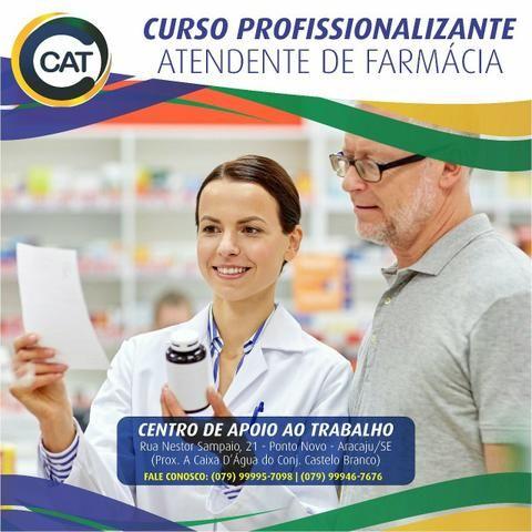 CAT - Cursos de Farmácia e Caixa