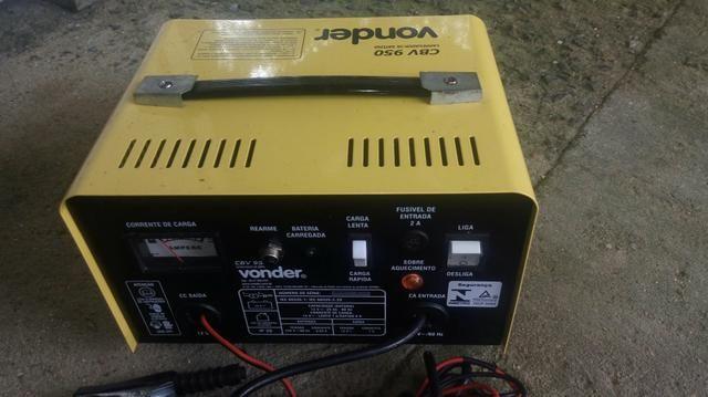 Caregador de bateria