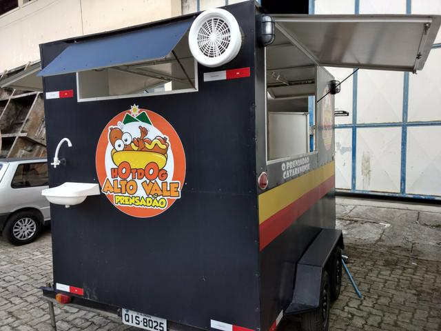 Aluguel Food truck/Food trailer