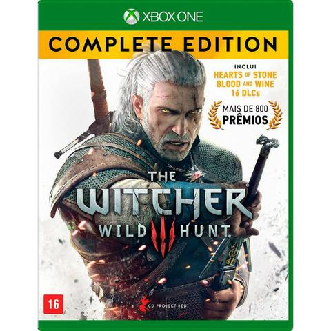 The witcher3 wild hunt versão completa