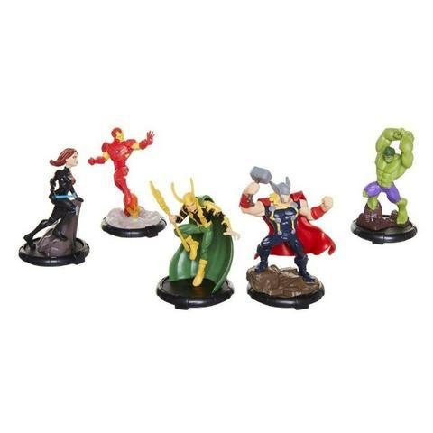 Playset e Figura - Domo - Disney - Marvel - Thor - Sunny