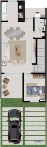 Lançamento de casas residenciais à venda, eusébio - ca2132 - Foto 3