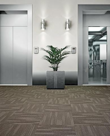 Carpete em placa 50x50