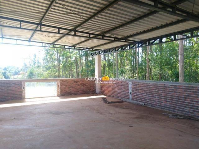 Sítio para alugar, 6500 m² por R$ 1.180,00/mês - Zona Rural - Colinas/RS - Foto 3
