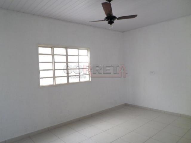 Casa à venda com 3 dormitórios em Conjunto habitacional pedro perri, Aracatuba cod:V2546 - Foto 3