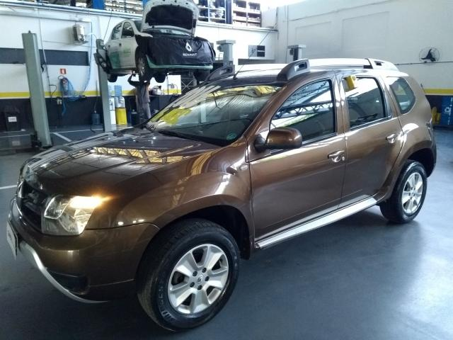 RENAULT DUSTER 2015/2016 1.6 DYNAMIQUE 4X2 16V FLEX 4P MANUAL