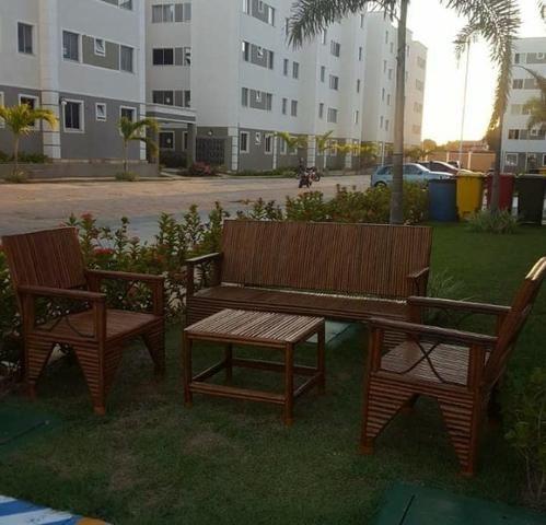 Repasse Apartamento na maraponga R$ 65.000.00 mais prestações R$ 954 - Foto 6