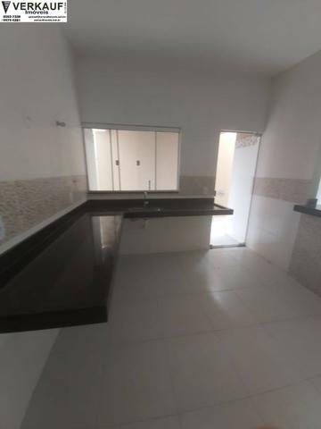 Casa 2 quartos - Res Santa Fé I - Goiânia / Go - Foto 8