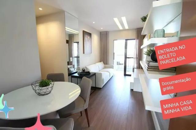 Apartamento em são josé condomínio com academia estilo alto padrão - Foto 10