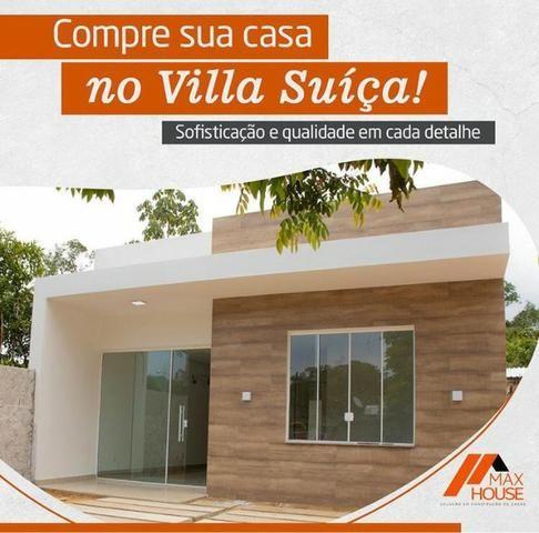 Vendo Terreno no Villa Suíça + Casa, tudo financiado , Aproveite esta promoção - Foto 4