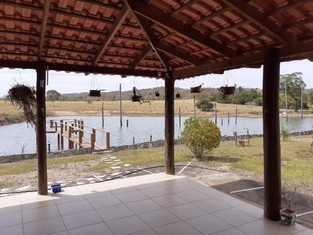 Fazenda 23 Alqueires, Formada, Plana, Terra Cultura, 1,2 Asfalto-Goiánésia - Foto 7
