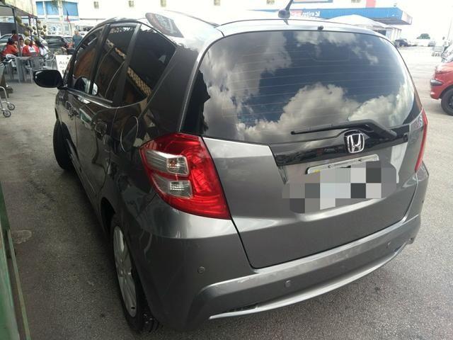 Honda Fit EX 1.5 Flex 16V 5p Aut completo (leia o anúncio) - Foto 4