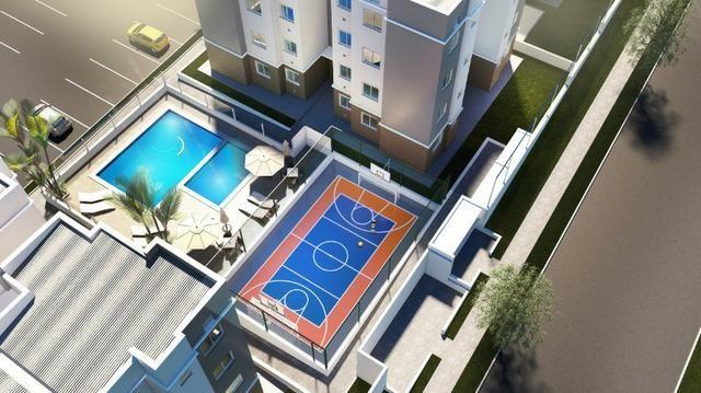 Apartamento em araucária condomínio clube subsídio de até 37 mil - Foto 10