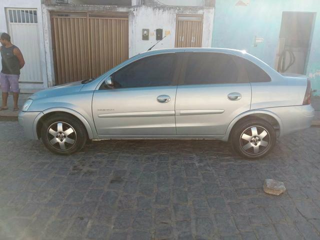Vendo Corsa Sedã Premium 1.4 2010 completo de Tudo! - Foto 4