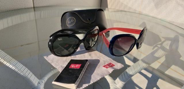 2 óculos RayBan ORIGINAIS. leia - Bijouterias, relógios e acessórios ... 8cc167a86b