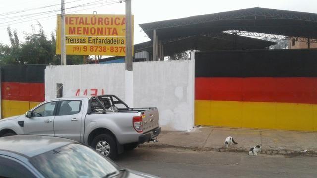 Prensa(Prensas) Enfardadeira Tipo Jacaré $29.999 MetalurgicaMenonita - Foto 2