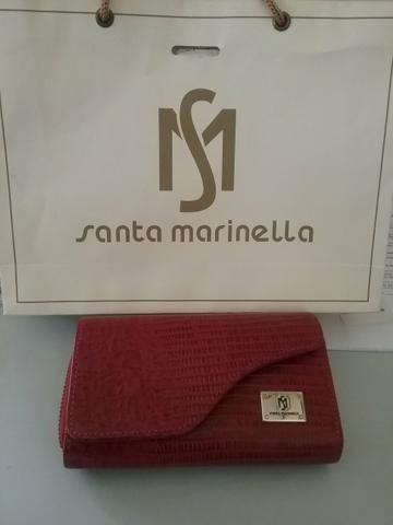 Carteira Lezard Rubi da Santa Marinella - Bolsas c85fc6aba10