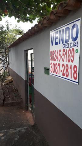 JD GUANABARA 1, casa com barracão na rua Anápolis - Foto 8