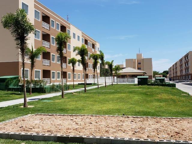 Gran Village Eusebio 2 Apto 2 Qtos 1 Ste Varanda Estrutura de Clube Doc Grátis