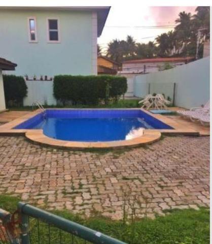 Imperdivel Casa 3 suites, Ar condicionado, Armarios, 3 vagas de garagem em Pituaçu