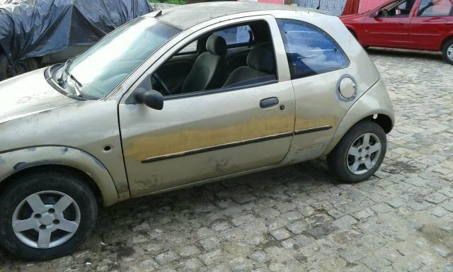 Ford Ka Tecno 1 0i 8v Zetec Rocam 2000 619790920 Olx