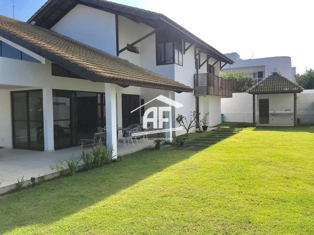 Casa com 4 quartos sendo todos suítes - Condomínio Morada da Garça em Garça Torta - Foto 4