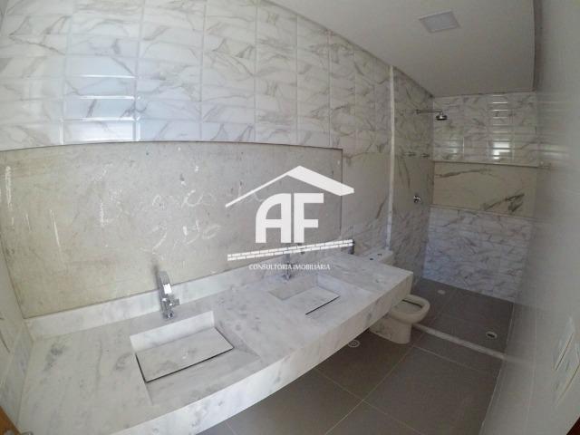 Casa nova no condomínio San Nicolas - 4 suítes sendo 1 máster com closet - Foto 16