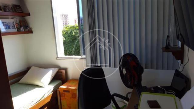 Apartamento à venda com 2 dormitórios em Tijuca, Rio de janeiro cod:852630 - Foto 8