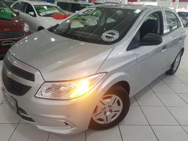 Chevrolet Onix 2018 Joy 1.0 Completo Flex - Foto 2