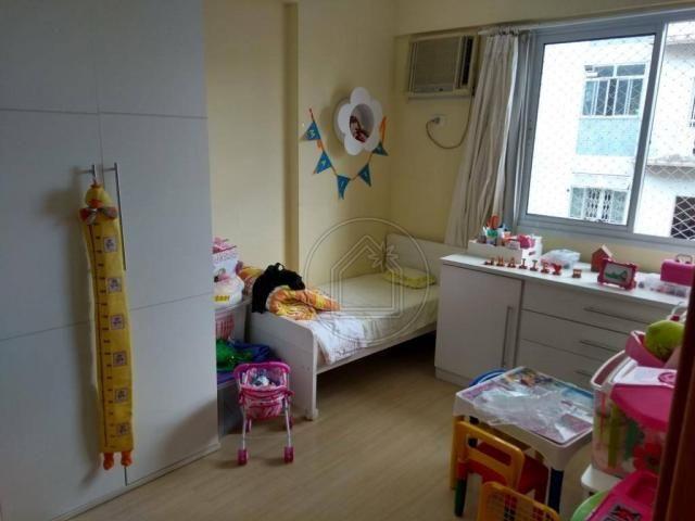Apartamento com 3 dormitórios à venda, 94 m² por r$ 695.000,00 - grajaú - rio de janeiro/r - Foto 7