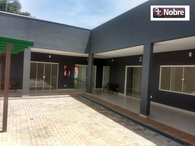 Sala para alugar, 41 m² por R$ 2.305,00/mês - Plano Diretor Sul - Palmas/TO - Foto 4